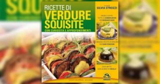"""Antiossidanti COLORI - Estratto da """"Ricette di Verdure Squisite"""""""