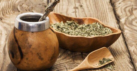 Benefici e proprietà del yerba mate