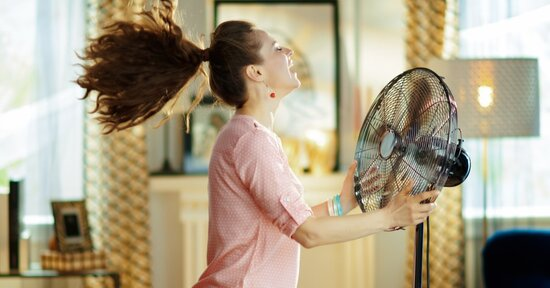 Come evitare il caldo all'interno delle nostre abitazioni