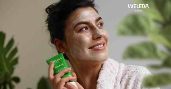 Cosmetici Naturali: i benefici per la pelle secca