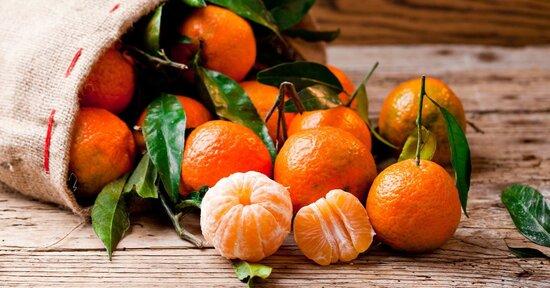 Crudo & Facile: Mandarini, 5 ricette super facili