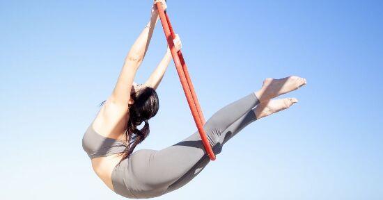 Danza aerea e Yoga