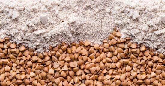 Germe di grano saraceno, energia viva
