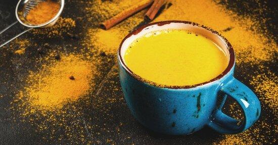 Golden milk: l'oro che fa bene!
