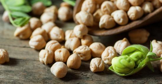 I ceci: legumi deliziosi e benefici
