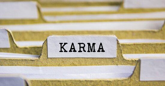 I segreti del karma