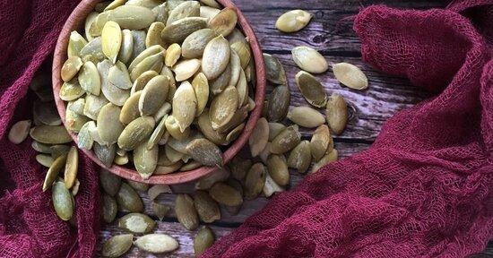 I semi di zucca: caratteristiche e benefici