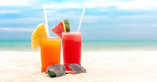 I succhi della salute: le ricette dell'estate