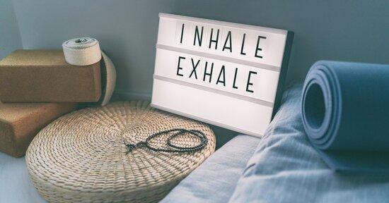 Il respiro come cura contro ansia e stress da quarantena