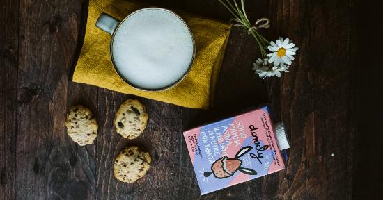 Biscotti ai semi oleosi con latte Donkly