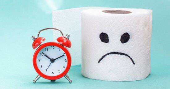 Intestino pigro: una questione di equilibrio!