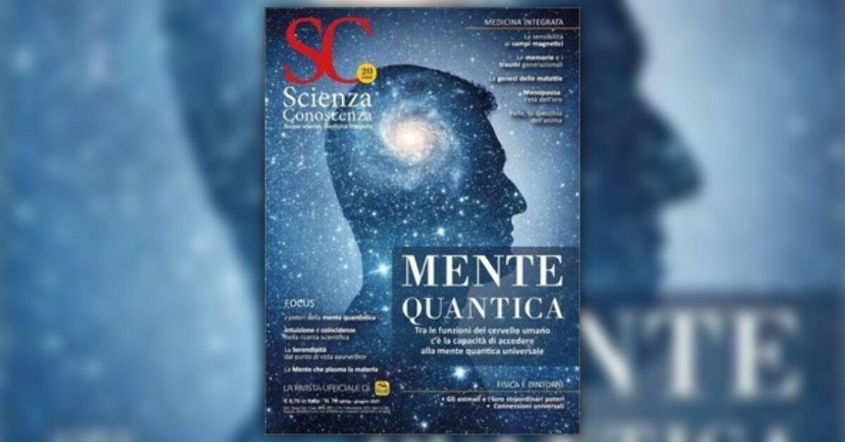 La Coscienza che unisce la mente alla materia