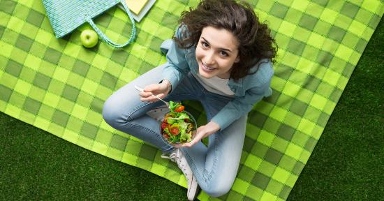 La dieta di primavera: 5 cibi per detossificare che aiutano a dimagrire