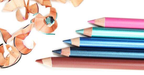 Le matite nel make up
