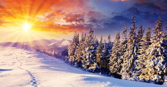Natale: la rinascita del sole e della Terra