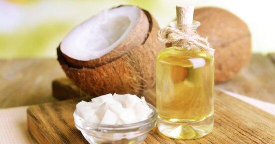 Olio di cocco nella cosmesi