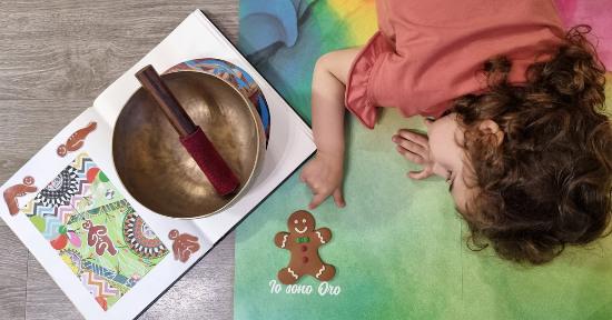 Pan di Zenzero: uno yogino perfetto