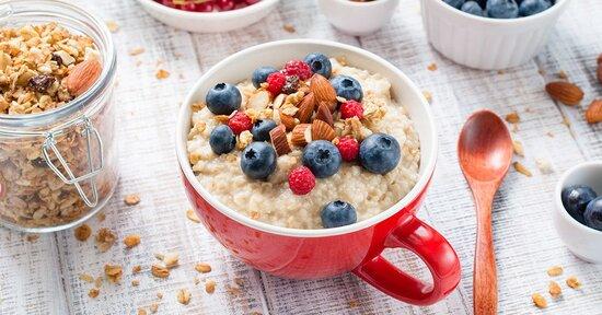 Porridge mania