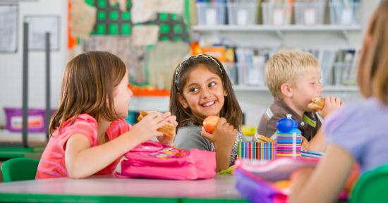 Quale merenda naturale puoi portare a scuola?