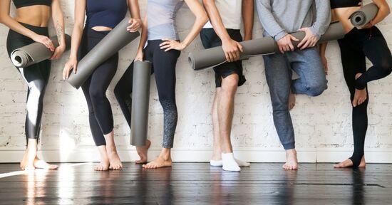 Sangha, la comunità yoga
