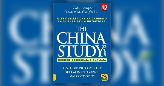 Anteprima - The China Study - LIBRO del Dr. Campbell