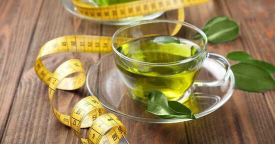 Tè drenante e energizzante: un carico di energia!