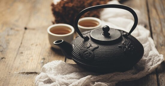 Teiere in ghisa: i benefici