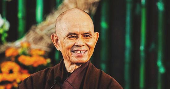 Thich Nhat Hanh: colui che è pace