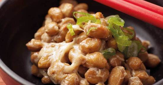 Un superfood chiamato natto