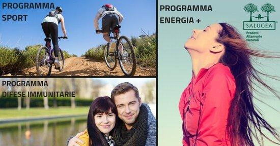 Vitamine Naturali: scegli il tuo Programma Preferito!