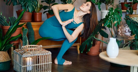 Yoga detox per la primavera