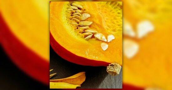 Zucca: un cibo di stagione