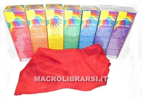 foulard chakra