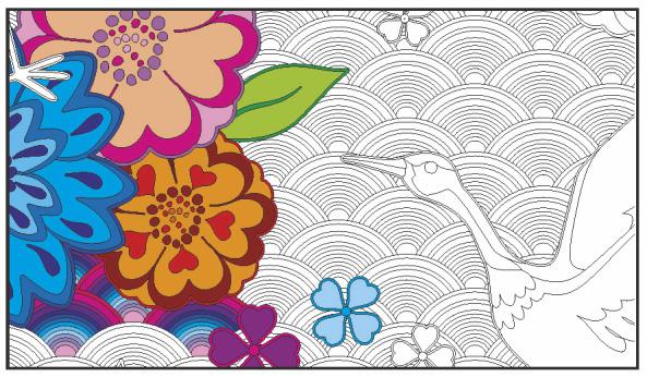 Giardino giapponese amanda england - Arte celtica colorare le pagine da colorare ...
