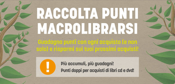 Raccolta Punti Macrolibrarsi.it