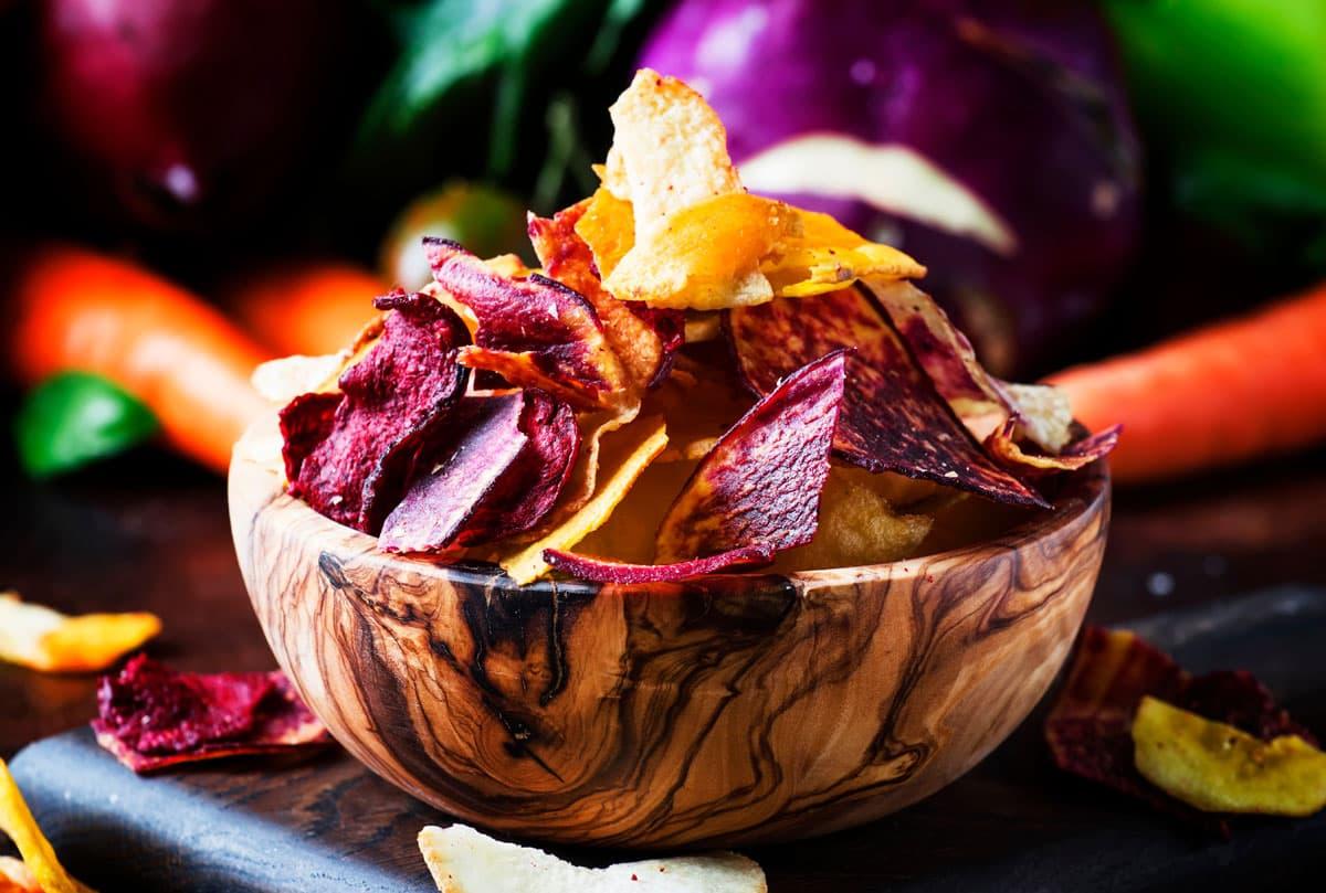 Chips di radici
