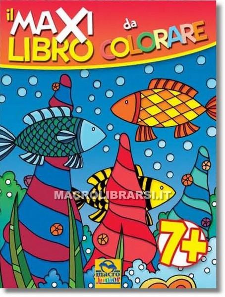 Il Maxi Libro Da Colorare Libro