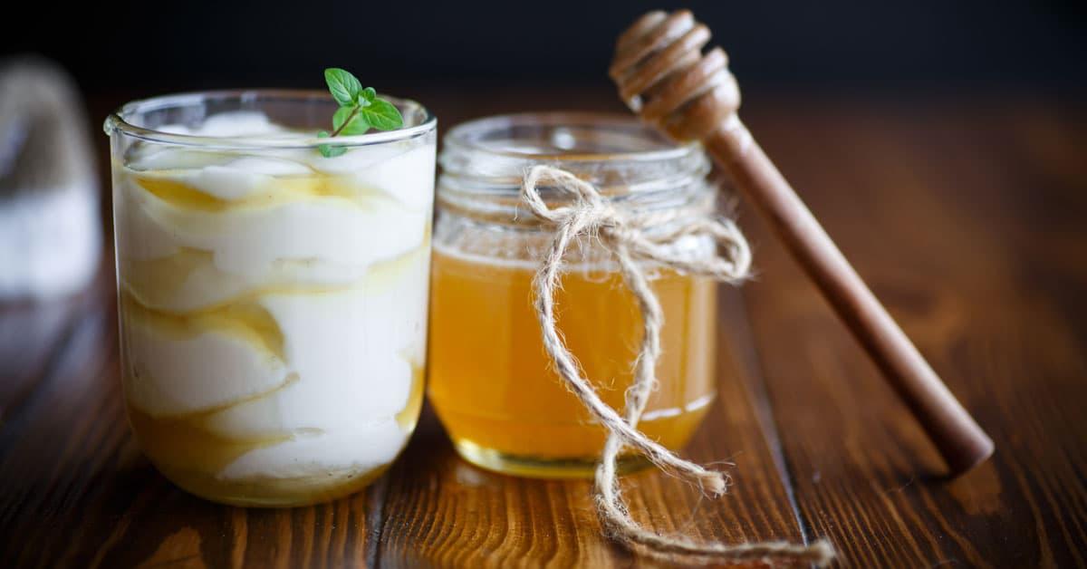 Latte, miele e cannella