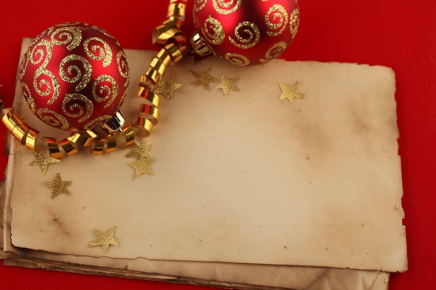 I profumi per il natale - Como hacer una felicitacion de navidad original ...