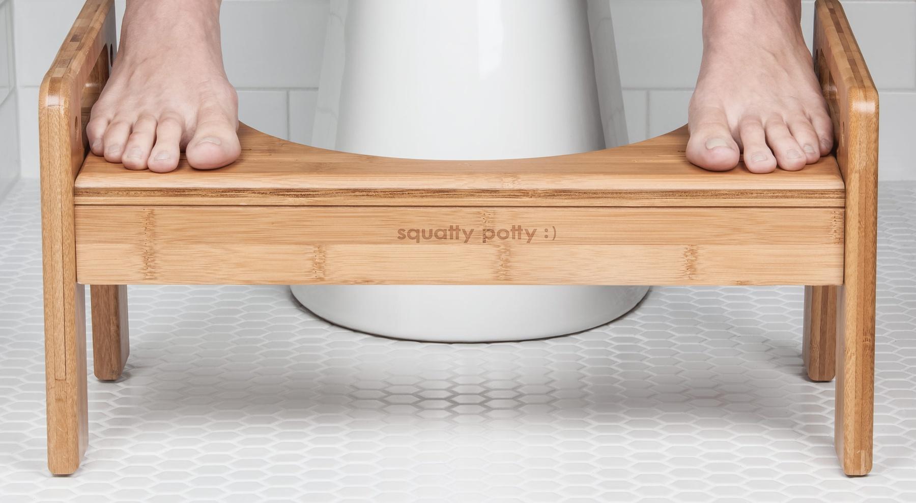 Squatty potty ® tao bamboo di squatty potty ®