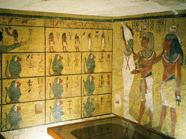 Tomba di Tutamkamon