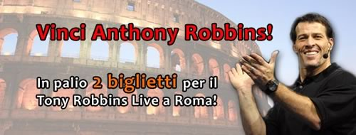 Vinci Anthony Robbins!