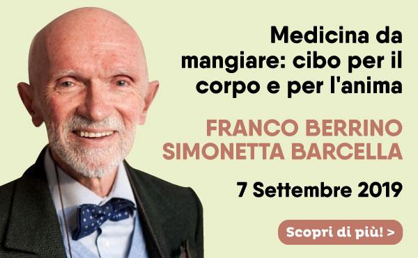Franco Berrino in Fattoria!