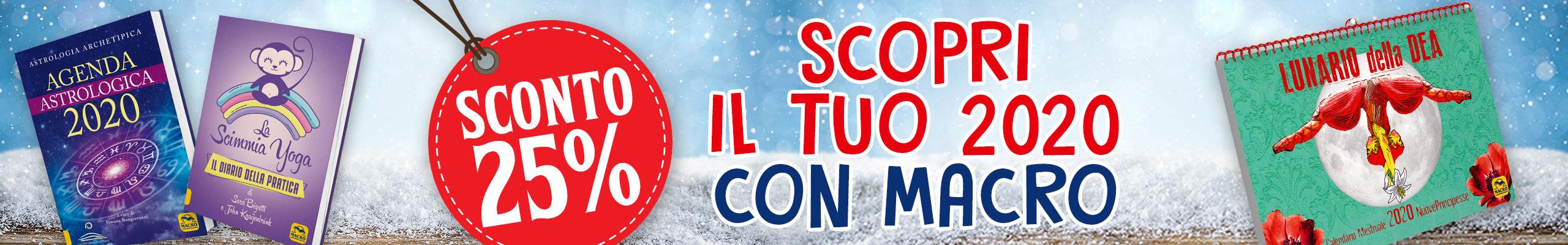 Agende Macro Edizioni -25%