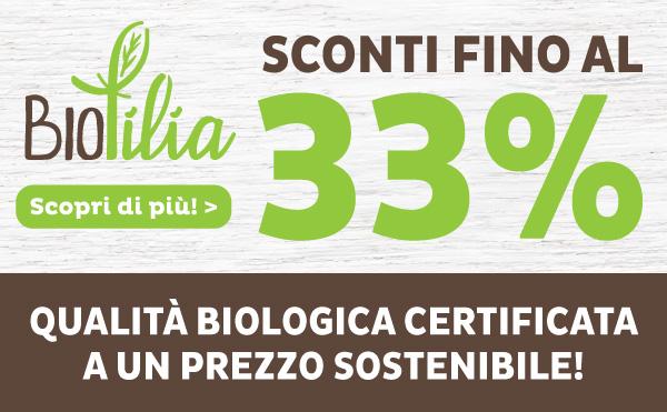 Biofilia -33%