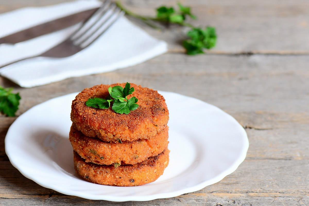 Crocchette quinoa e zucca