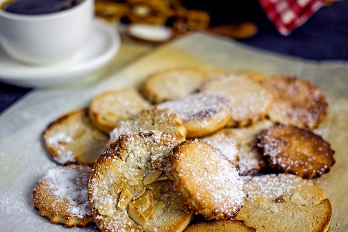 Biscotti miele e noci