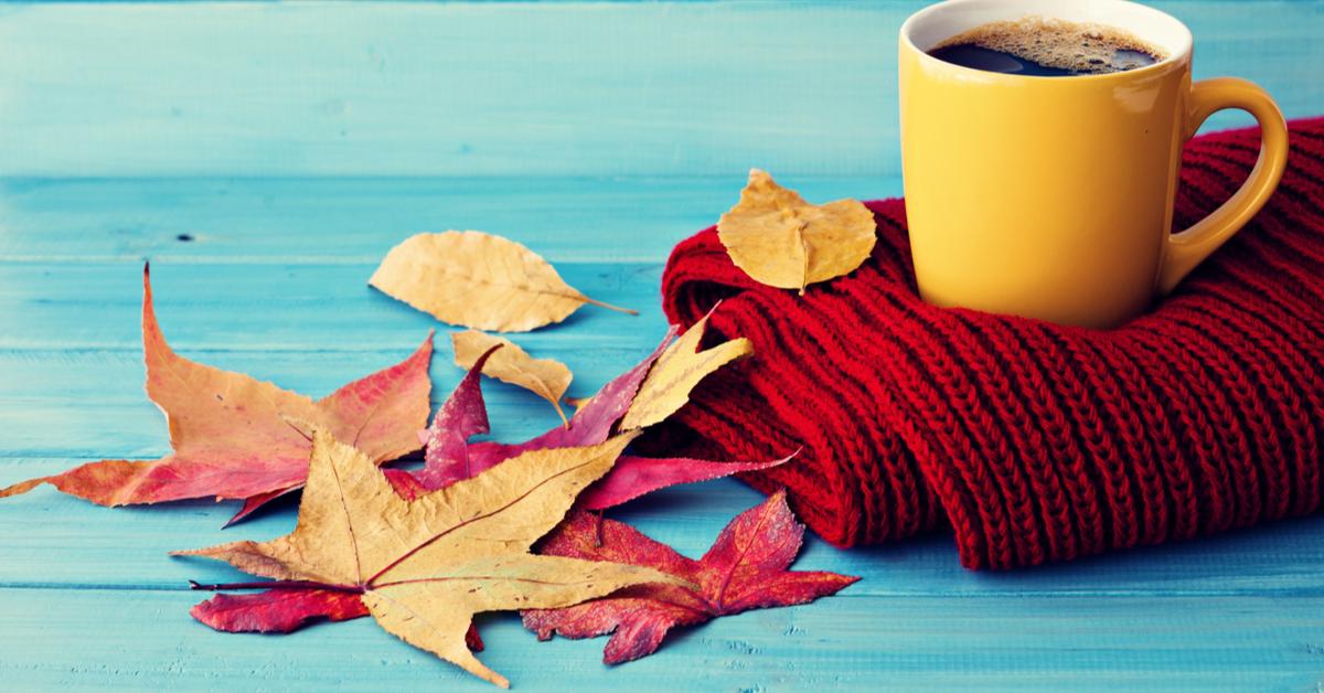 Routine regolare in autunno