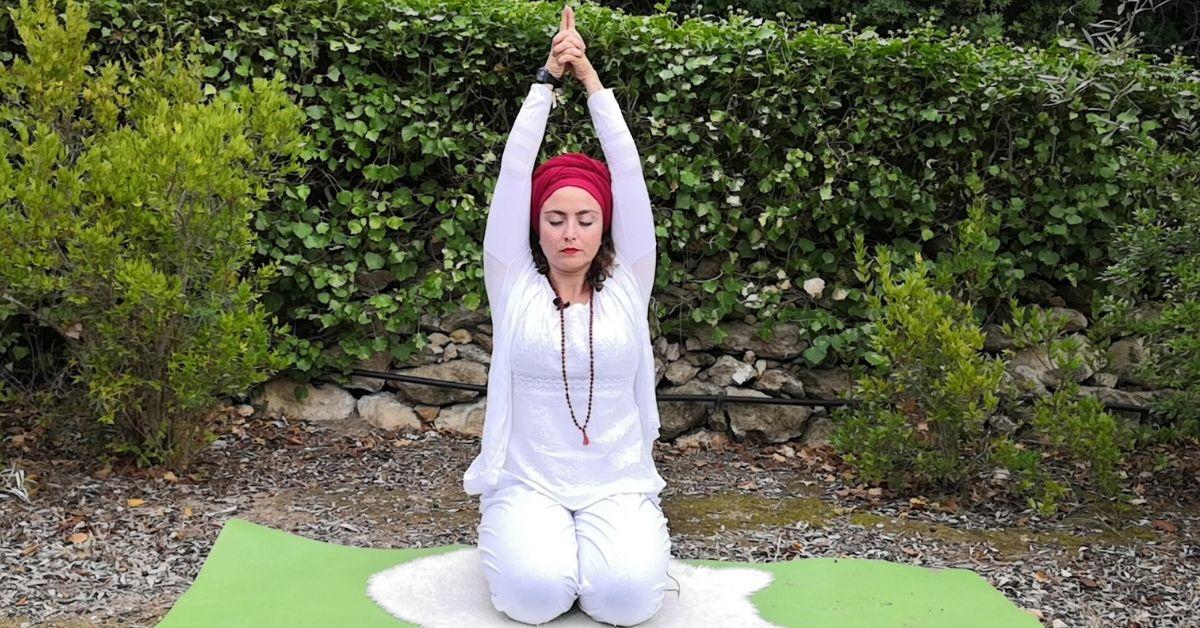 kundalini yoga anna maria anatella